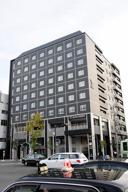 [京都] HOTEL Vista (現為 IBIS) & 名代豬排
