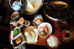 [京都] 清水順正おかべ家 - 好吃好玩的豆腐料理
