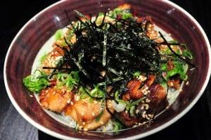 便宜好吃‧日本廚師的台灣玉丼