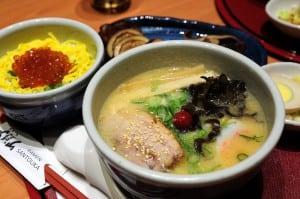 吃拉麵不用到日本 - 來自日本超人氣的山頭火拉麵