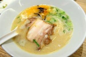 吃拉麵不用到日本 - Ippudo 博多一風堂