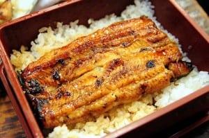 肥前屋鰻魚飯 (順便與附近的京都屋、濱松屋做比較)