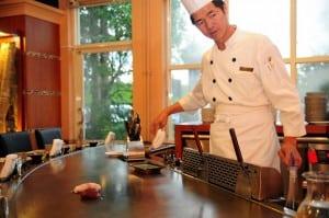 宜蘭羅東饗宴食坊鐵板燒 (無菜單)