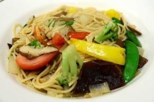唐果蔬食 - 淡水區好吃的素食餐廳 原名舵頭欣宴蔬食料理