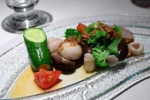 精緻美味的蔬食 - 舒果