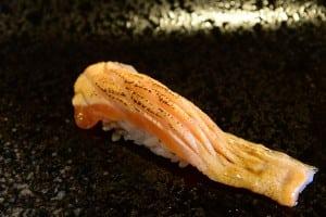 月酒居午間握壽司定食精緻美味啊!