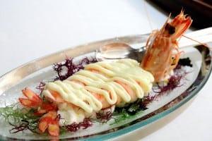 君悅酒店 - 漂亮台式海鮮餐廳