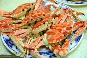 野柳美食 三葉活海鮮店 (初訪+二訪) 萬里蟹的好選擇