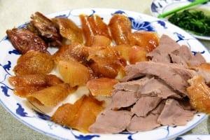 久仰大名的宋廚烤鴨 vs 宜蘭蘭城晶英紅樓烤鴨餐