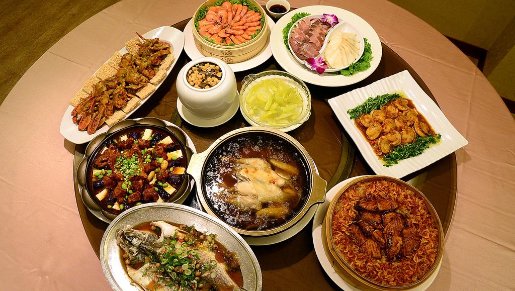 [邀約] 海霸王 2013尾牙/2014春酒 桌菜菜色