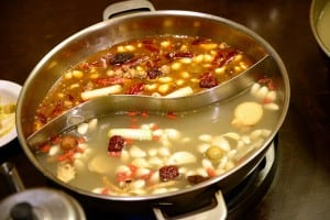 天香回味鍋,味道其實不輸老四川與無老鍋
