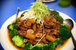新店 - 天津衛小米食堂,好吃而且上菜速度很快呀!