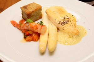 台北慕軒 GUSTOSO 義大利餐廳「白蘆筍美食節」