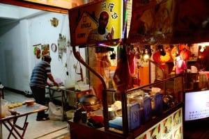 新店碧潭美食 - 阿度拉的斯里蘭卡咖哩捲餅