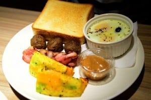 木柵誠食 Genuine Foods 早餐,自由選擇組合,多樣美味好吃