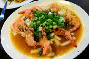[邀約] 西門町漢中街的熱炒店 - 鮮納肚精緻快炒,菜色多樣新奇好吃