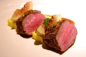 歐華酒店地中海牛排館的餐酒會紀實