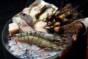 金門六合極品海鮮鍋物專賣店 & 勞軍秀