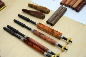 儷癭閣 - 鶯歌老街體驗木工DIY自己做木筆