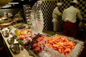 台北凱撒大飯店 Checkers 自助餐,美味精緻 C/P 值絕佳!