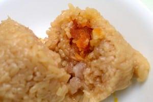 蔡萬興蛋黃肉粽真的是太好吃,是我絕對值的最愛