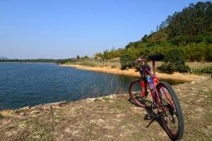 [遊記] 東莞松山湖自行車道環湖記錄