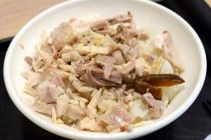 肉伯火雞肉飯 - 有人說,台北市沒一個能打的雞肉飯,除了這家 (1訪+2訪)