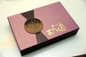 2015 天成飯店 花好月圓.蘇式月餅禮盒