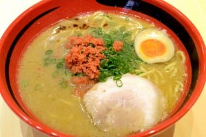 北海道えびそば一幻拉麵,蝦豚骨湯頭實在是太好喝
