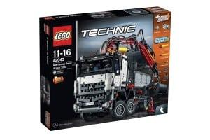 樂高 LEGO 42043 賓士 Arocs 3245 怪手貨卡車 / 改裝無線遙控