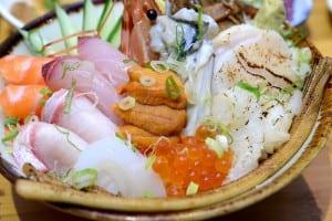 [邀約] 串鳥瀧一 - 極品海鮮丼開賣!捷運六張犁美食