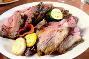 相信私廚 - 牛肋排 / 西班牙海鮮大鍋飯 雙主餐超美味超滿足