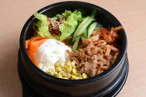 定光 韓食輕飲 板橋府中林家花園旁超值美味韓式複合餐廳