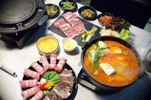 主修韓坊 Major K 頂級韓式燒肉吃到飽!