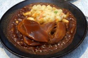 波麗路西餐廳 - 牛舌好吃到令人感動!見證大稻埕歷史的台灣第一家西餐廳