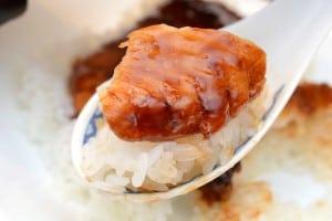 在家自己做跟鰻魚飯一樣好吃的蒲燒鯛魚飯 (嘉義區漁會)
