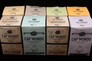 相容 Nespresso 咖啡機 的 CAP' Mundo 咖啡膠囊 (Insinger 獨家代理)