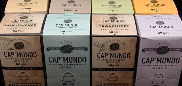 CAP' Mundo 咖啡膠囊