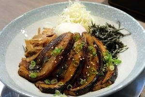 玩笑亭拉麵台北店 - 為了叉燒飯一定要來(咦?)