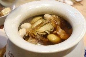 明福台菜海鮮 - 一份 5500 元的佛跳牆有見過嗎?