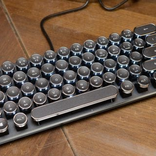LEXKING 打字機文青鍵盤