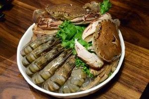 串鳥瀧一 無菜單料理 (800元) 超划算美味 海膽鮑魚大蝦螃蟹 捷運六張犁美食推薦
