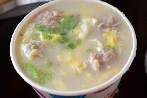 壽記廣東粥 金門最難吃到、網路風評最差、最受氣卻也是最好吃的金門廣東粥