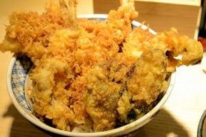 下町天丼 秋光 | 來自日本的高價炸蝦天婦羅飯 | 與金子半之助相比心得