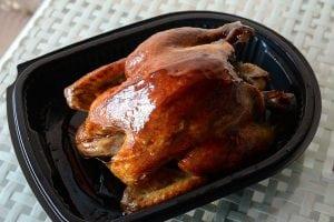 香雞城在八里左岸重新開張,有沒有比 Costco 的烤雞更值得?