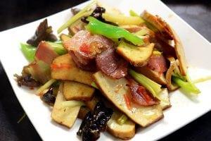 我家小廚房 道地湖南菜色 | 民生社區 | 緣心豆花