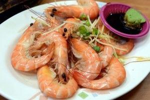 超適合一邊吃飯一邊抓寶可夢的南寮漁港陳記海鮮小吃A29