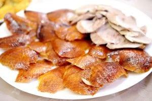 瑩珍園小館 傳說是新竹最強的烤鴨