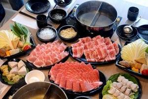 大初涮涮鍋 Prime等級牛肉超棒 捷運國父紀念館站美食