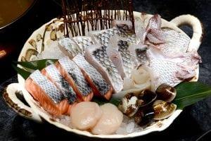 大安9號 shabu shabu 雙人套餐高檔火鍋,肉品海鮮螃蟹都超精彩 | 捷運忠孝復興站美食
